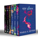 The Chronicles Of Ixia (Books 1-6): Poison Study (The Chronicles of Ixia) / Magic Study (The Chronicles of Ixia) / Fire Study (The Chronicles of Ixia) / Storm Glass (The Glass Series) / Sea Glass (The Glass Series) / Spy Glass (The Glass Series) image