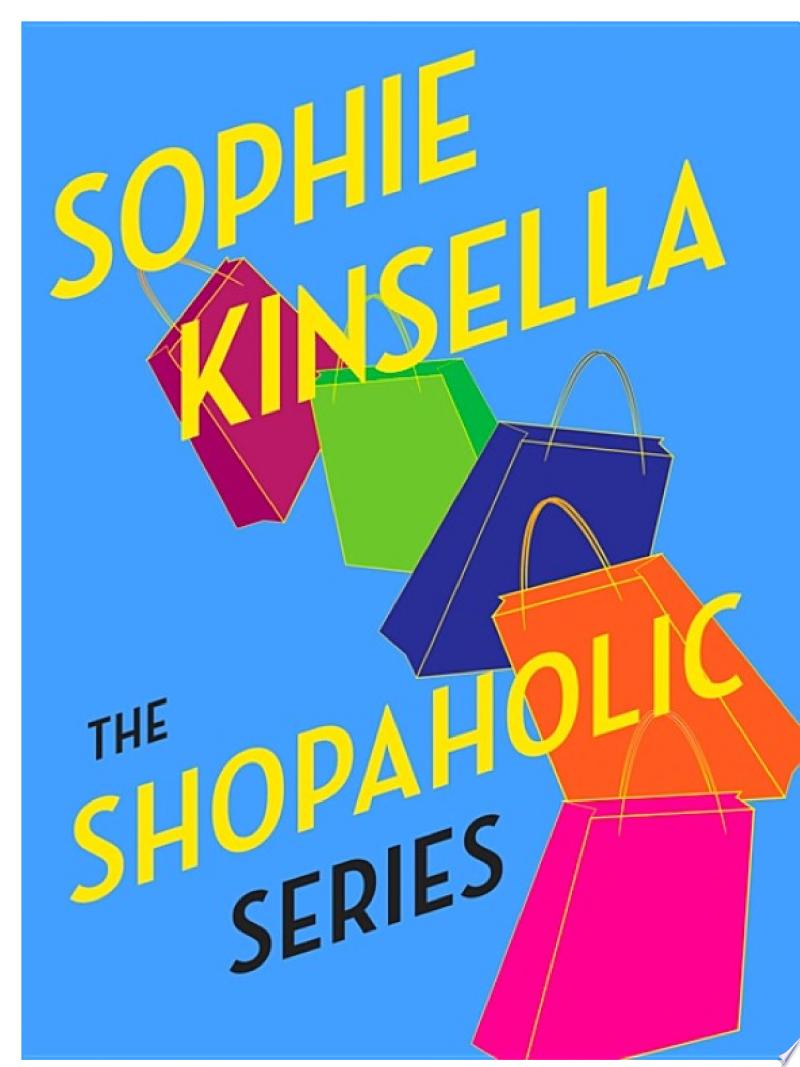 The Shopaholic Series 6-Book Bundle banner backdrop