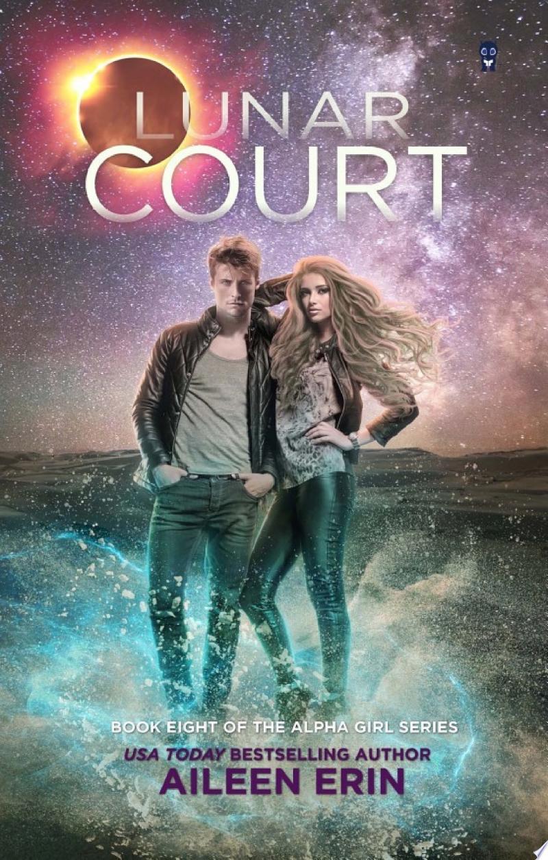 Lunar Court banner backdrop