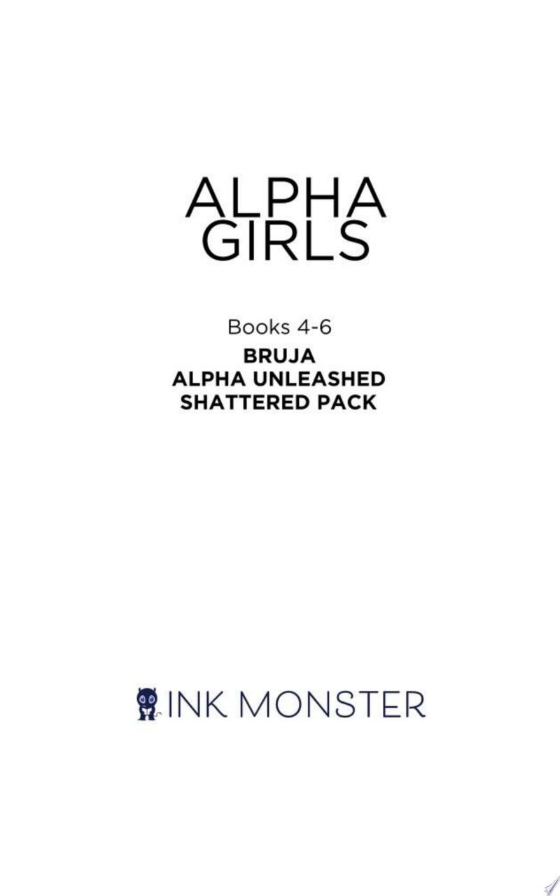 Alpha Girls Series Boxed Set banner backdrop