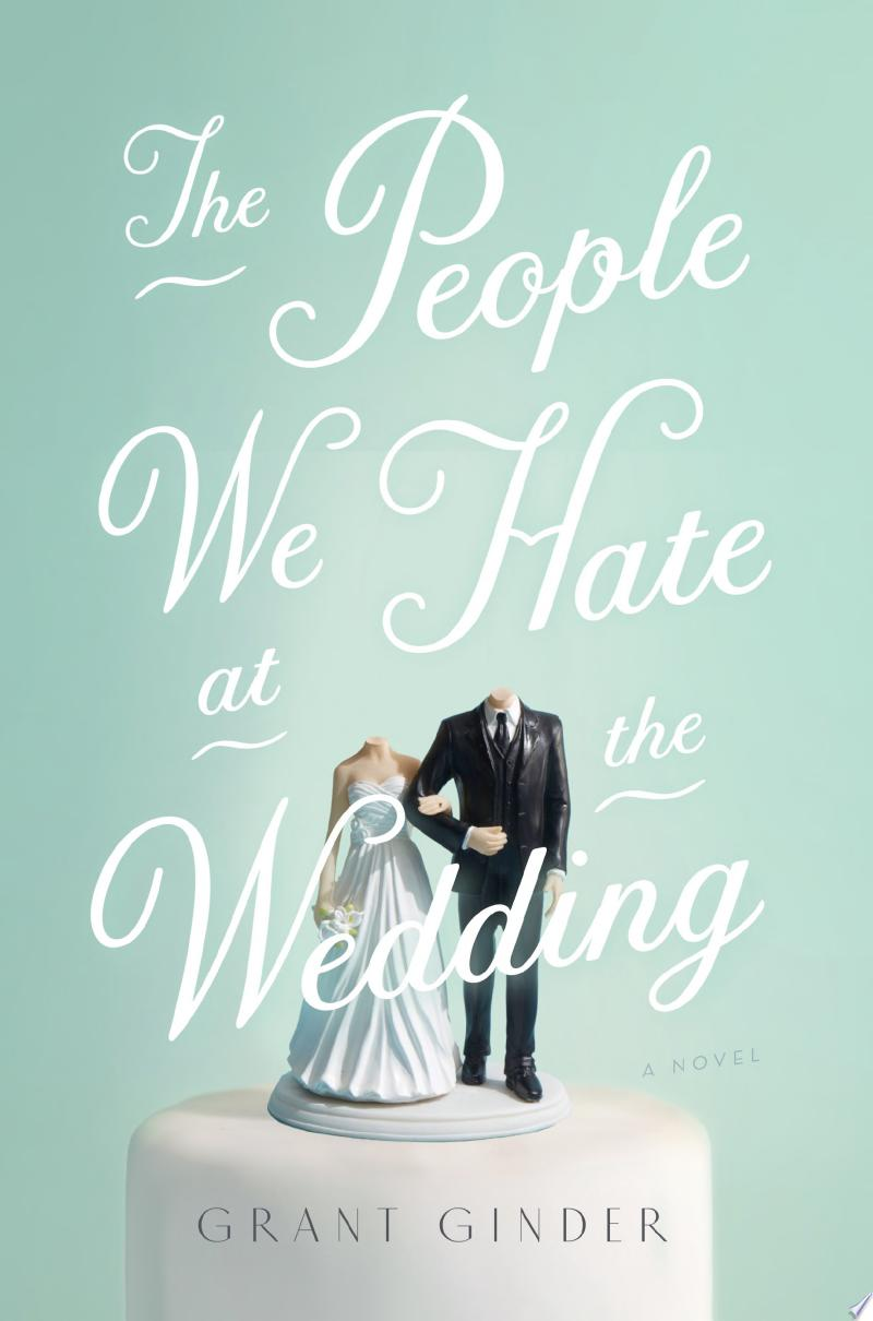 The People We Hate at the Wedding banner backdrop