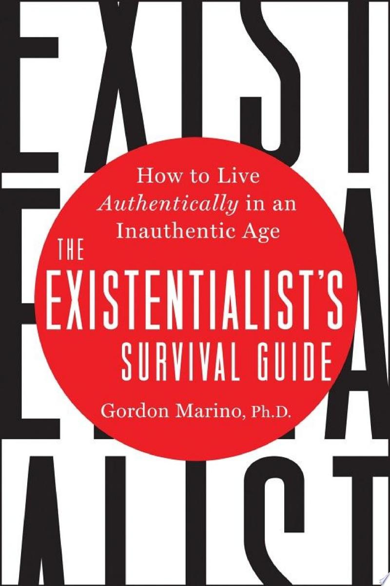 The Existentialist's Survival Guide banner backdrop
