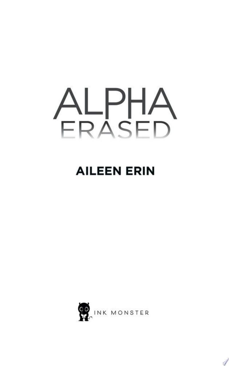 Alpha Erased banner backdrop