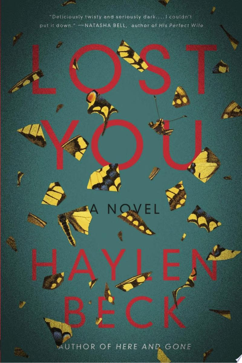 Lost You banner backdrop