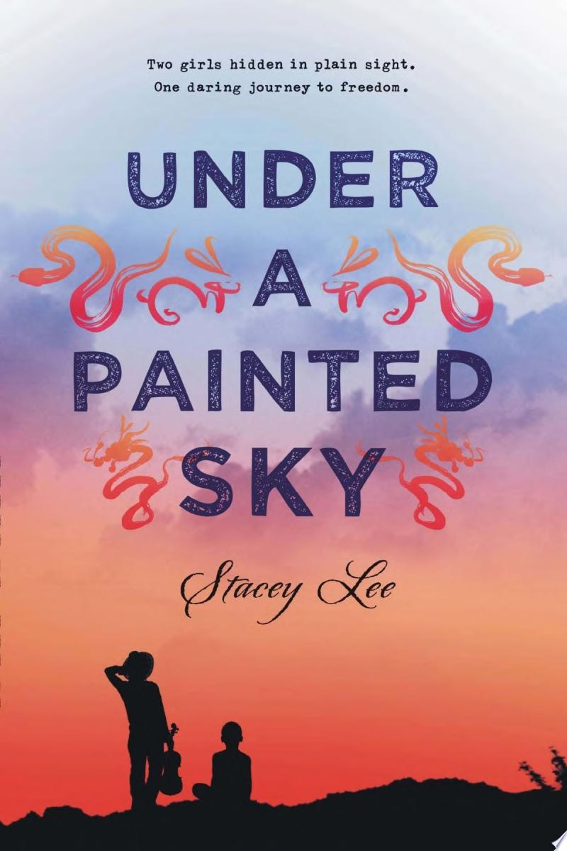 Under a Painted Sky banner backdrop