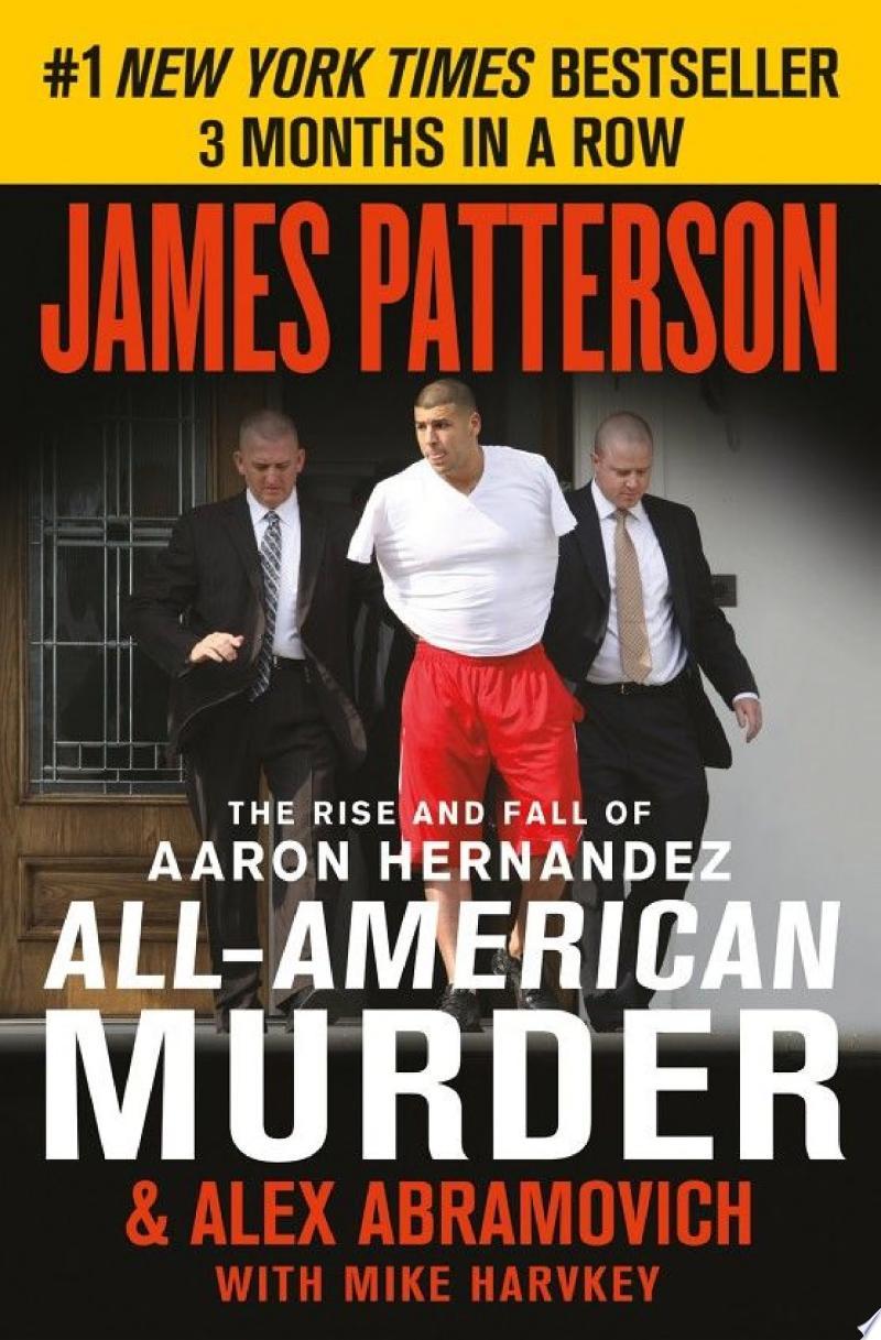 All-American Murder banner backdrop