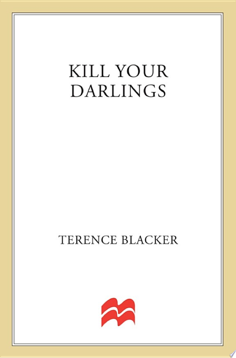 Kill Your Darlings banner backdrop