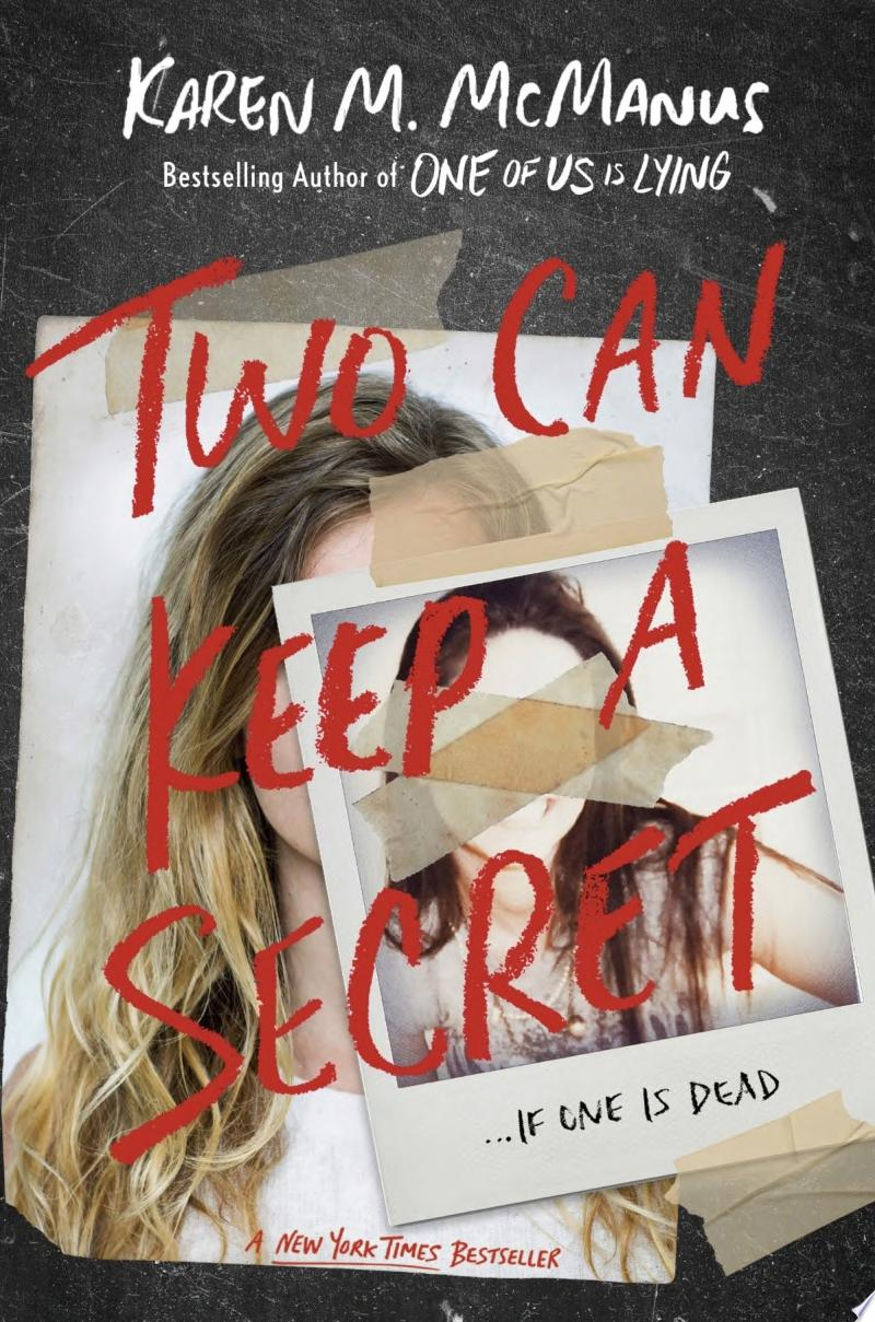 Two Can Keep a Secret banner backdrop