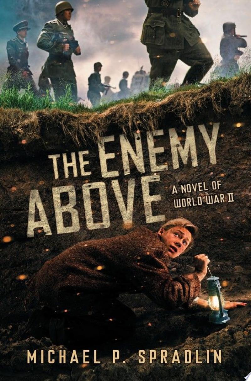 The Enemy Above: A Novel of World War II banner backdrop