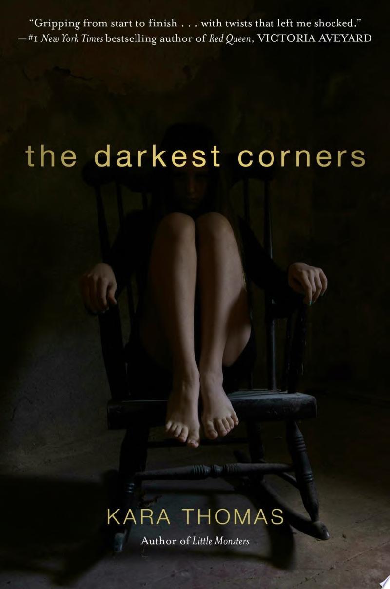 The Darkest Corners banner backdrop