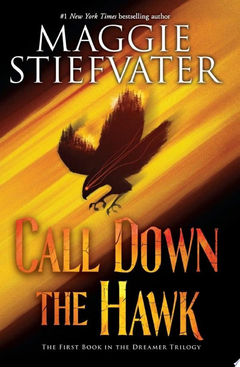 Call Down the Hawk (The Dreamer Trilogy, Book 1) banner backdrop