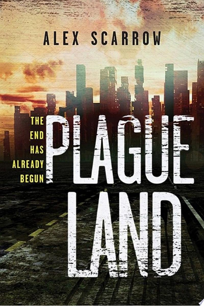 Plague Land banner backdrop