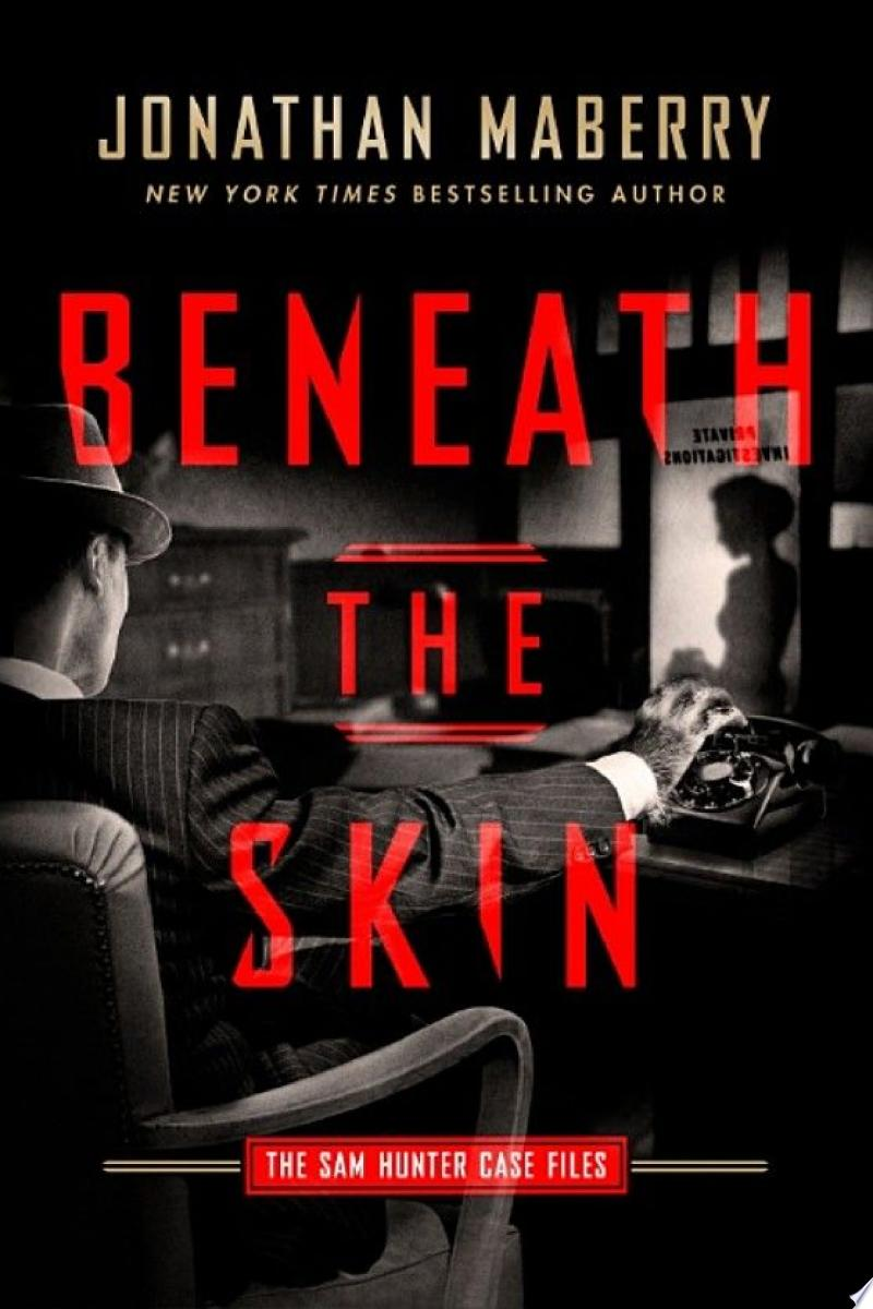 Beneath the Skin: The Sam Hunter Case Files banner backdrop
