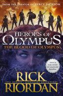 The Blood of Olympus (Heroes of Olympus Book 5) image