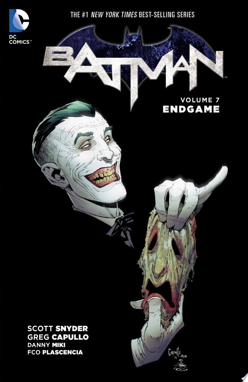 Batman Vol. 7: Endgame banner backdrop