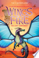 The Lost Continent (Wings of Fire, Book 11) image