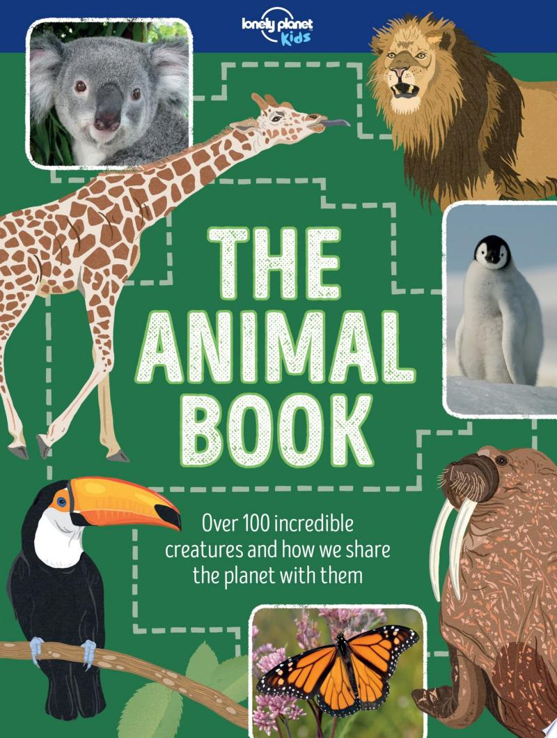 The Animal Book banner backdrop