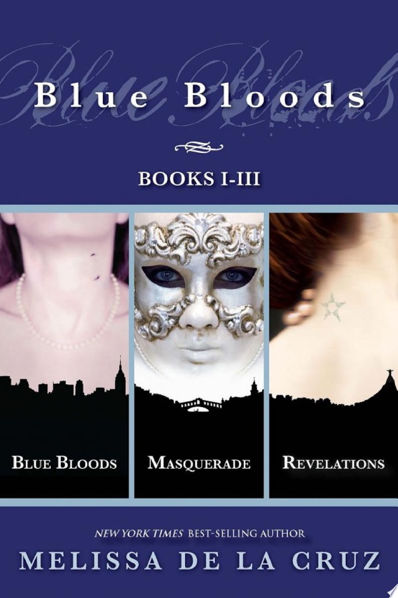 Blue Bloods: Books I-III banner backdrop