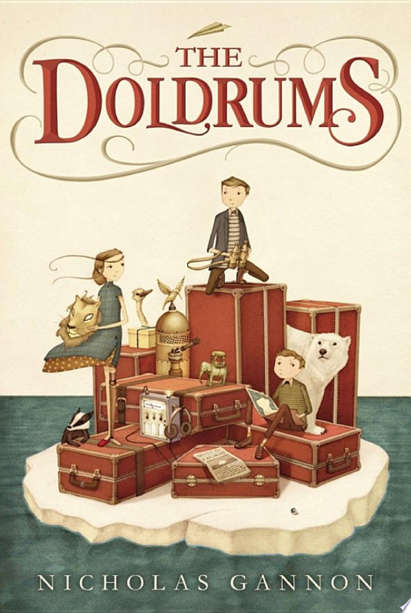 The Doldrums banner backdrop