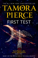 First Test (The Protector of the Small Quartet, Book 1) banner backdrop