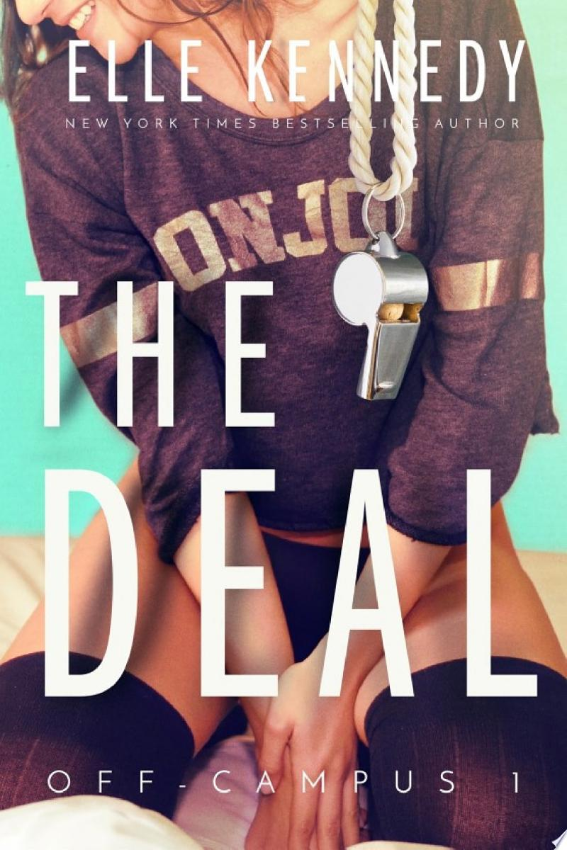 The Deal banner backdrop