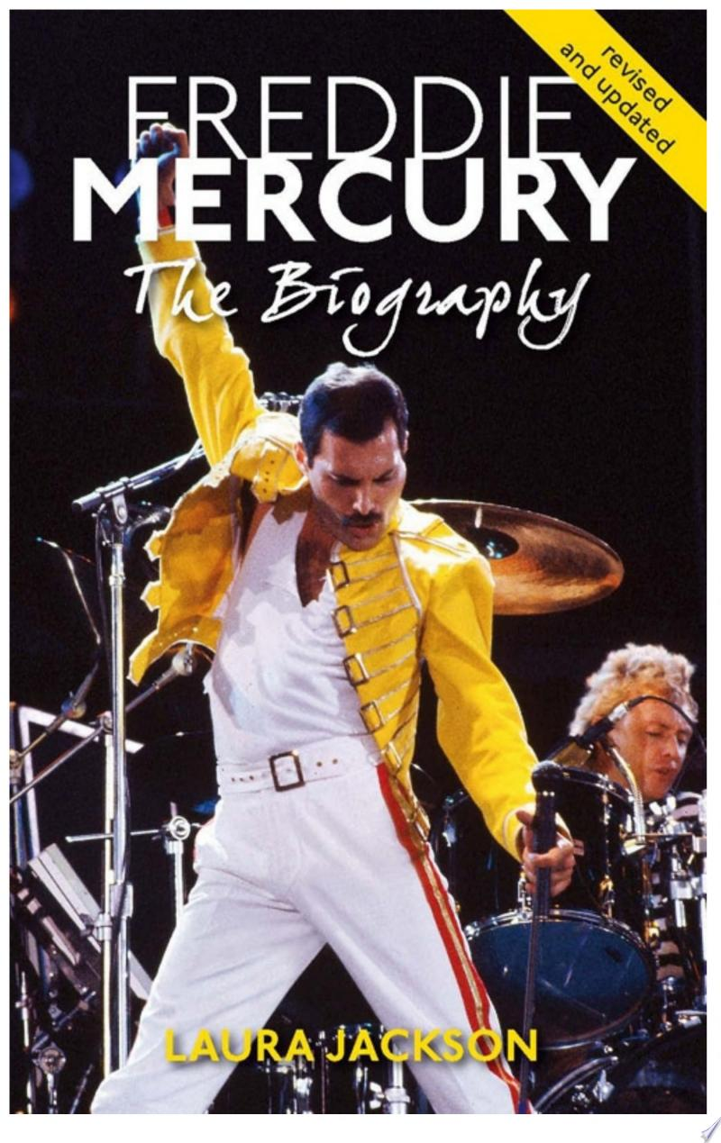 Freddie Mercury banner backdrop