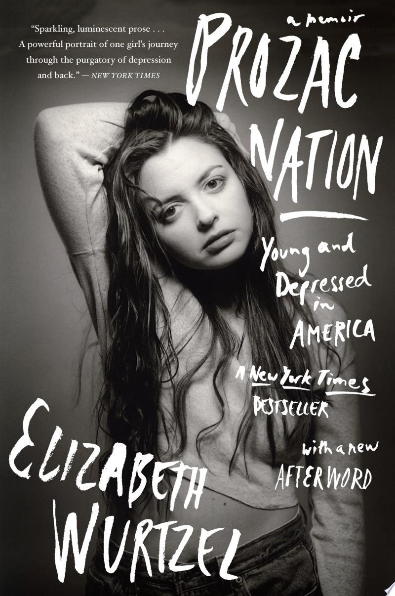 Prozac Nation banner backdrop
