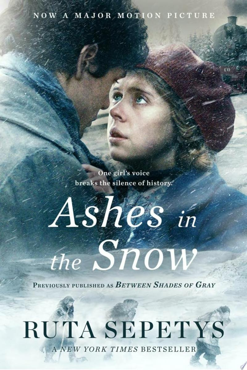 Ashes in the Snow (Movie Tie-In) banner backdrop