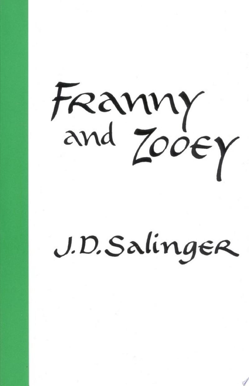 Franny and Zooey poster