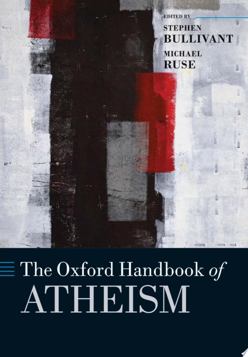 The Oxford Handbook of Atheism banner backdrop
