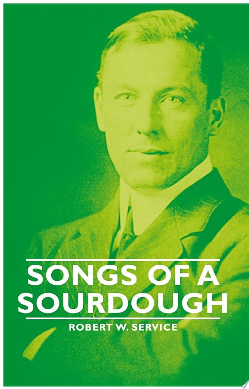 Songs of a Sourdough banner backdrop