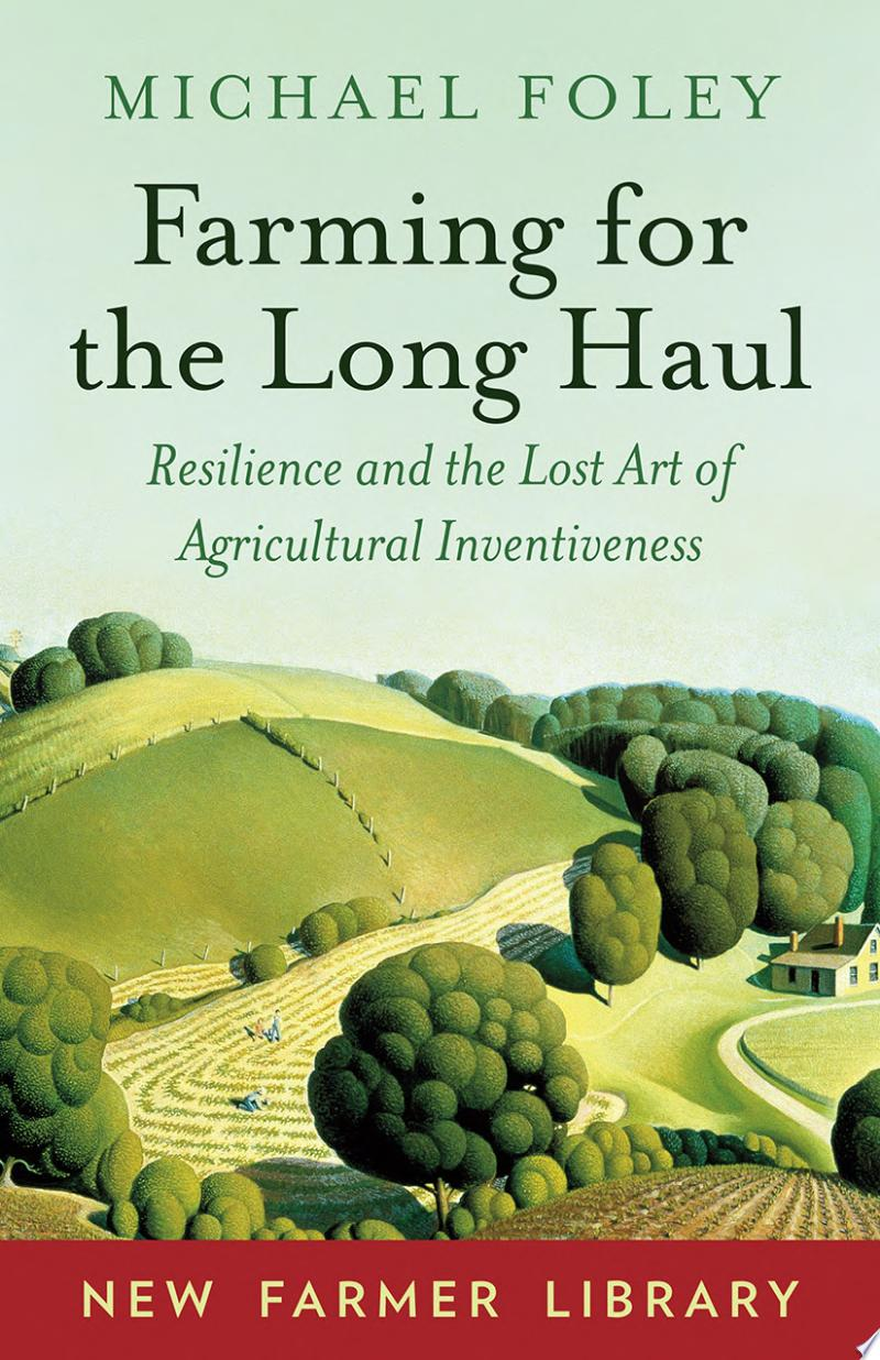 Farming for the Long Haul banner backdrop