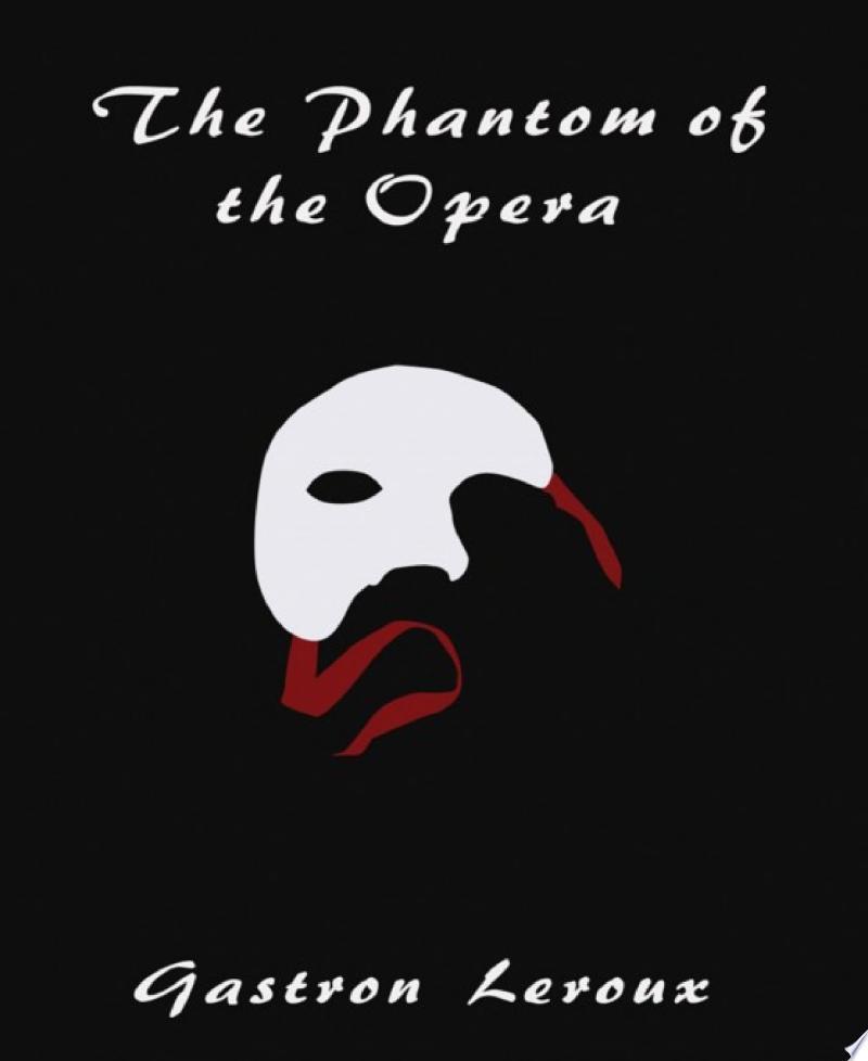 The Phantom of the Opera banner backdrop