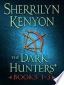The Dark-Hunters, Books 1-3 image