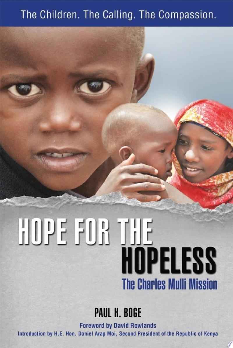Hope for the Hopeless banner backdrop