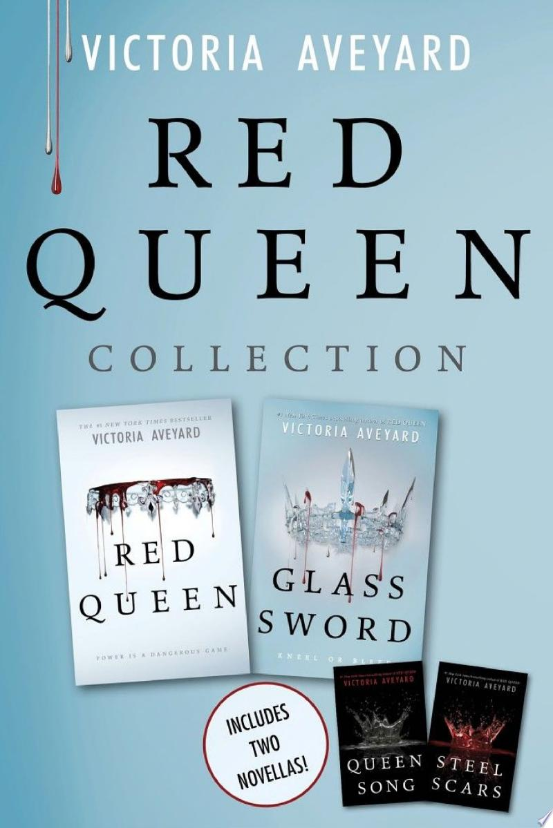 Red Queen Collection banner backdrop