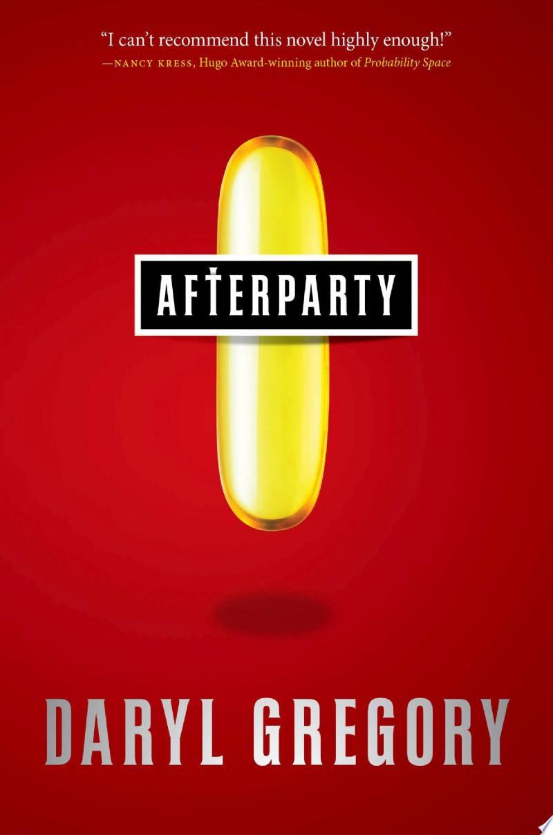 Afterparty banner backdrop