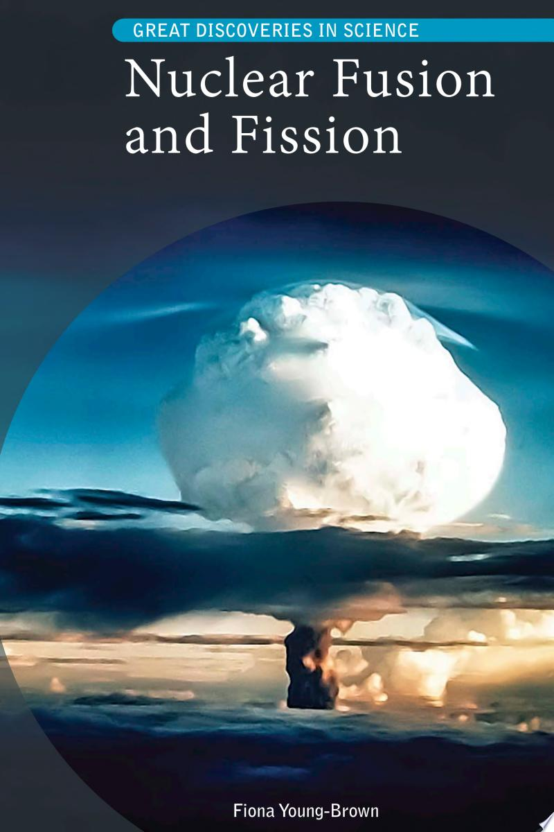 Nuclear Fusion and Fission banner backdrop