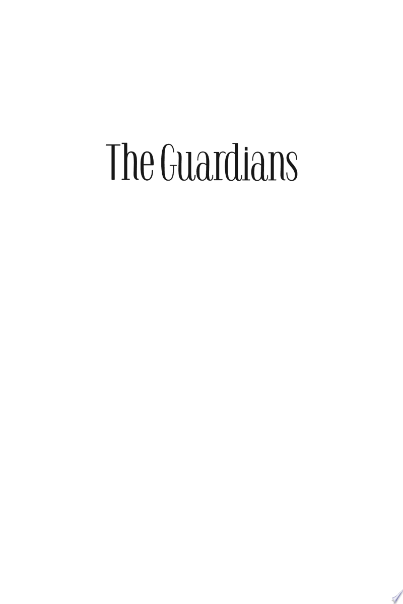 The Guardians banner backdrop