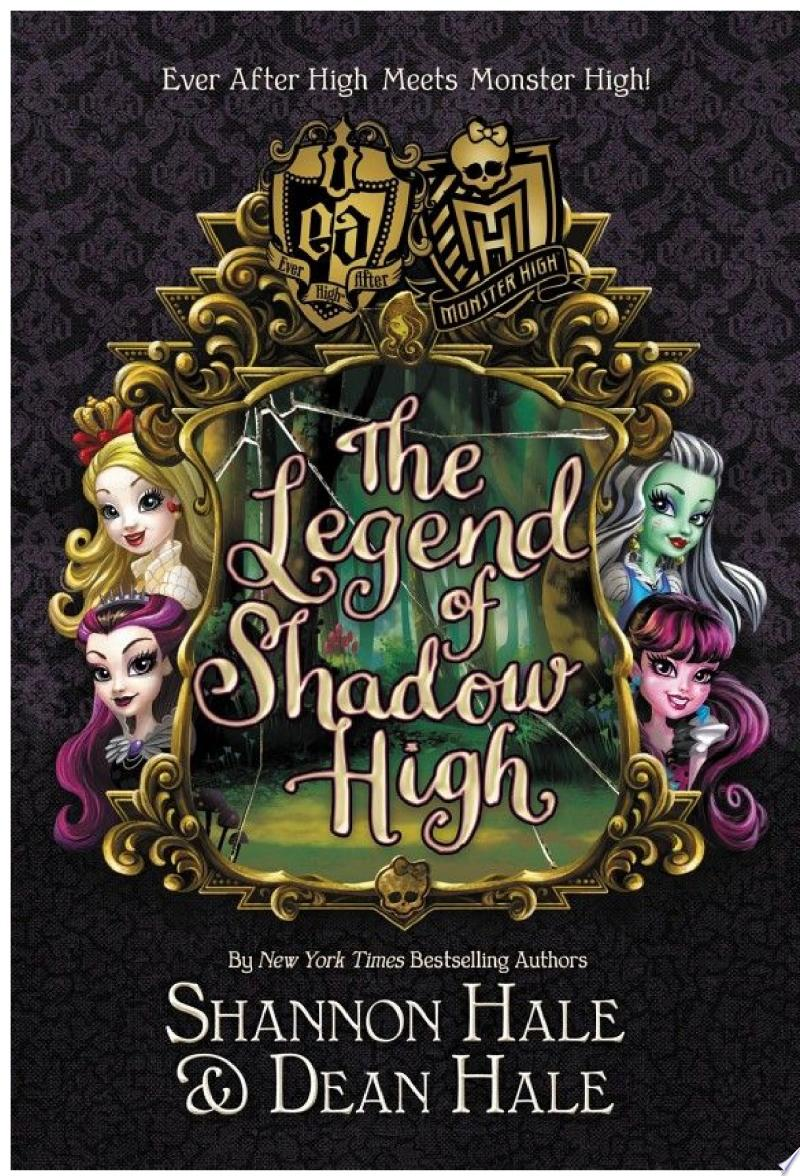 Monster High/Ever After High: The Legend of Shadow High banner backdrop