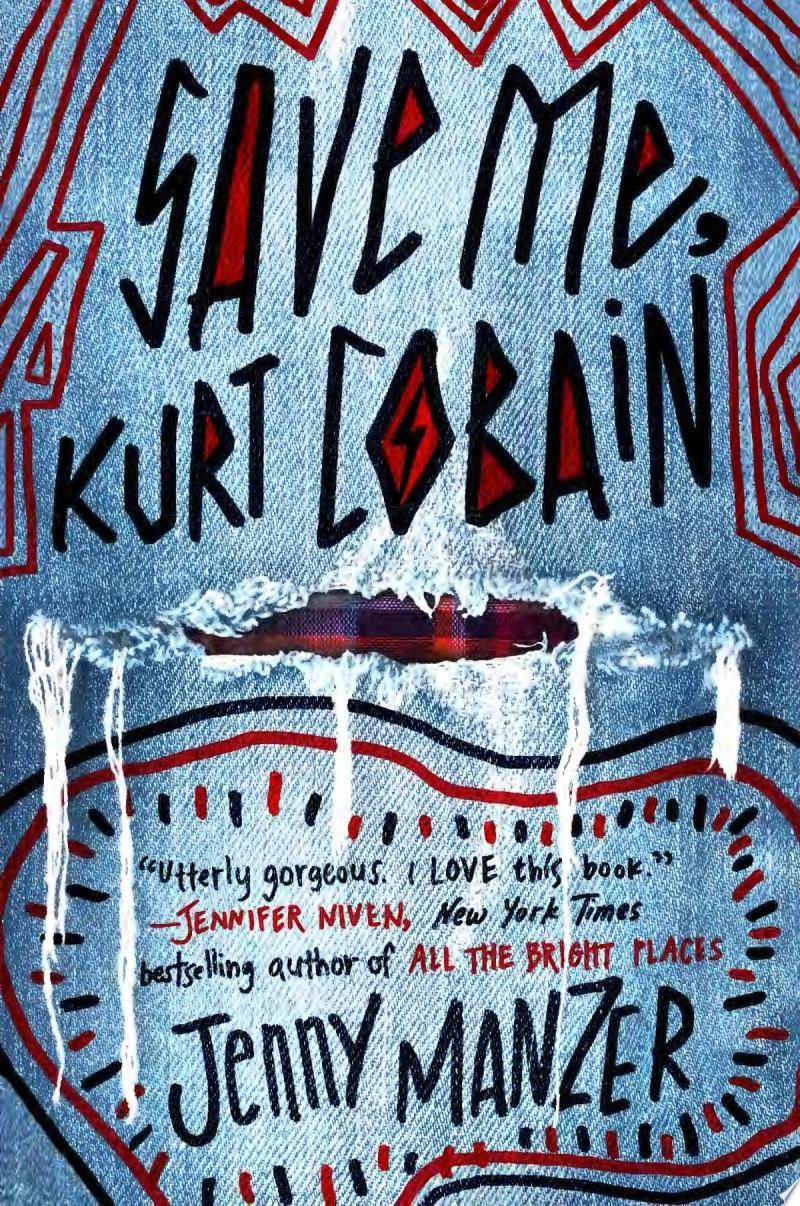 Save Me, Kurt Cobain banner backdrop