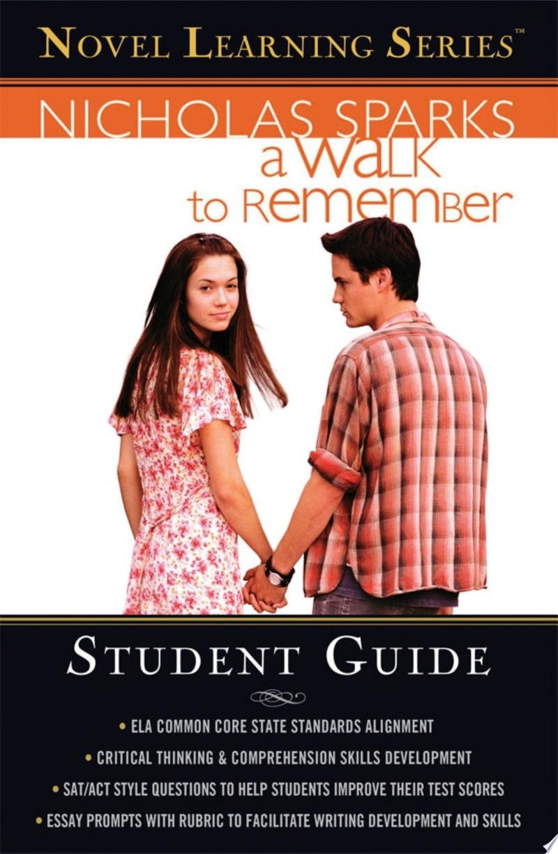 A Walk to Remember banner backdrop