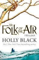 The Folk of the Air Series Boxset banner backdrop