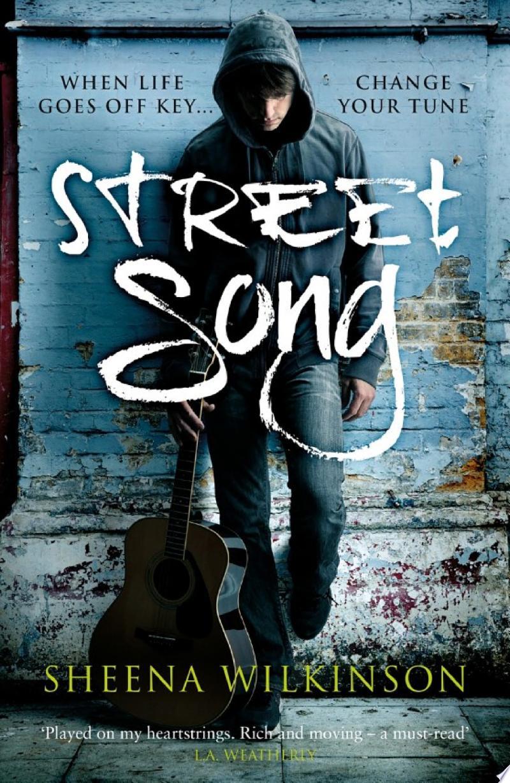 Street Song banner backdrop
