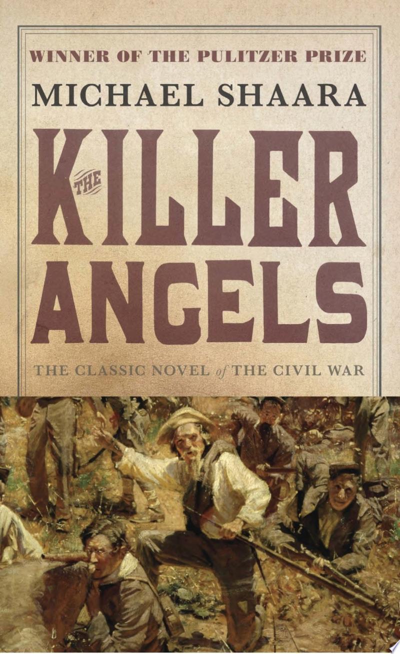 The Killer Angels banner backdrop