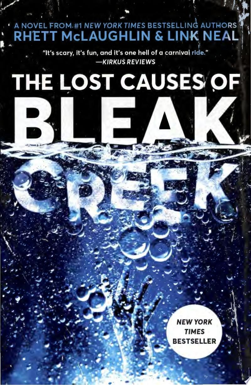 The Lost Causes of Bleak Creek banner backdrop