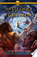 The Heroes of Olympus,Book Five: The Blood of Olympus image