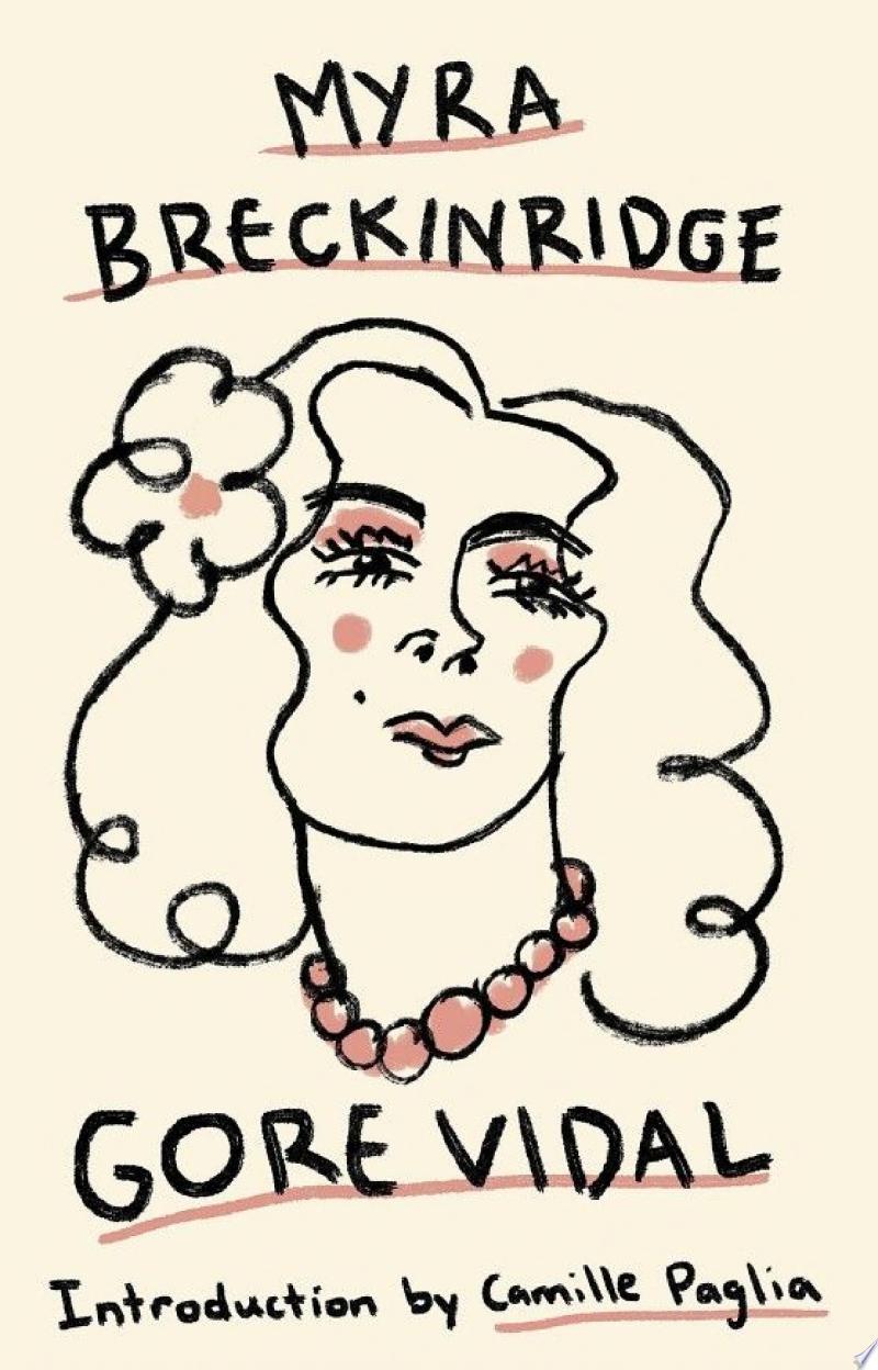 Myra Breckinridge banner backdrop