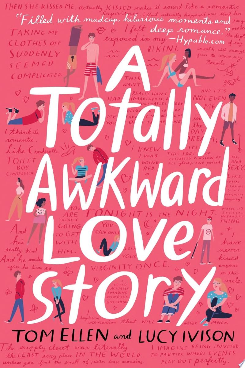 A Totally Awkward Love Story banner backdrop