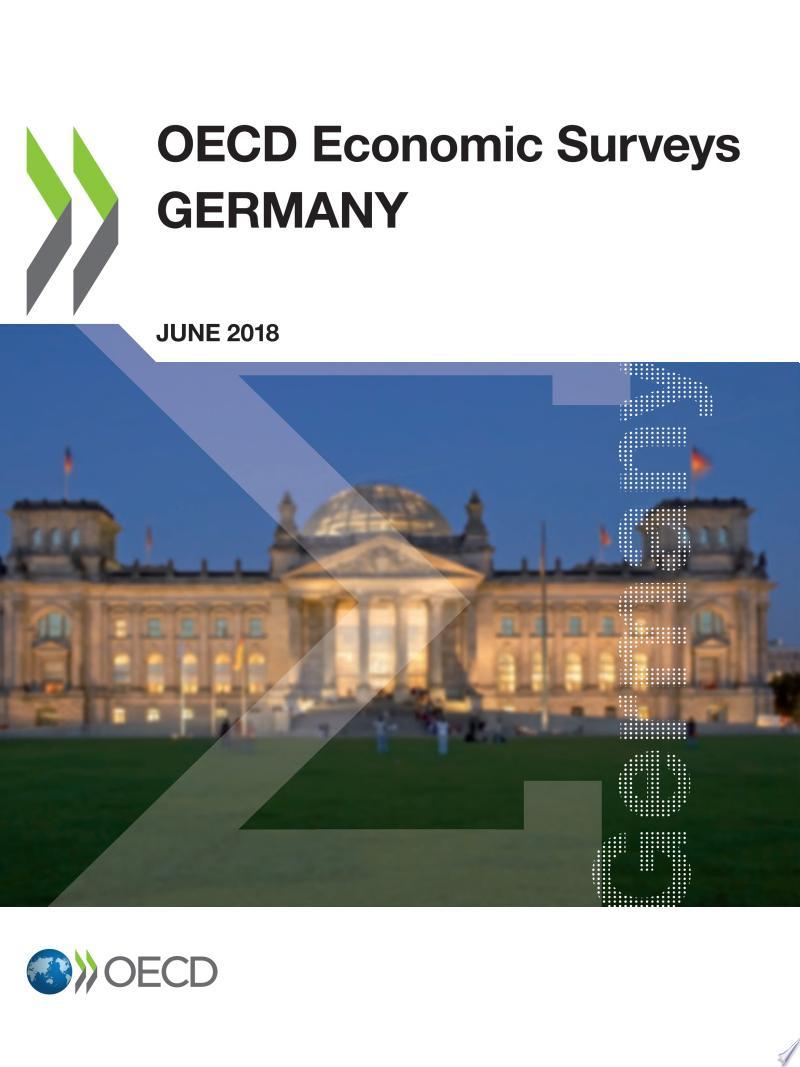 OECD Economic Surveys: Germany 2018 banner backdrop